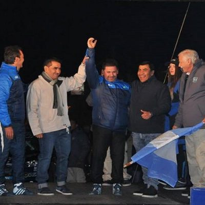 Arrancó oficialmente el Rally en Cutral Co