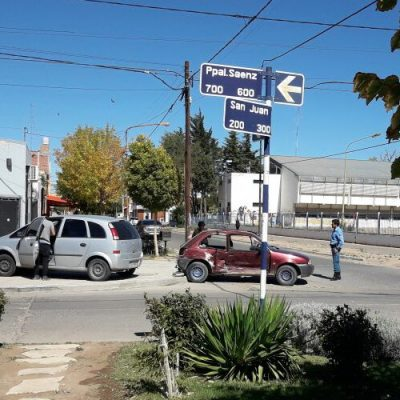 Accidente en el Cooperativa