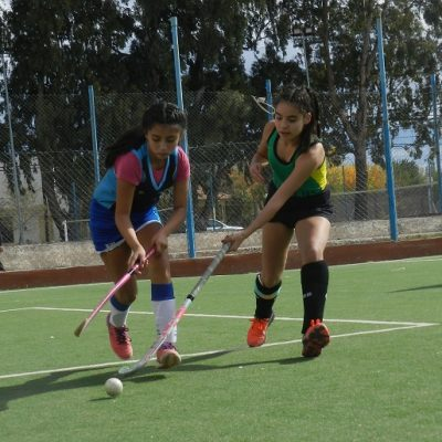 El Hockey se jugó en Cutral Co