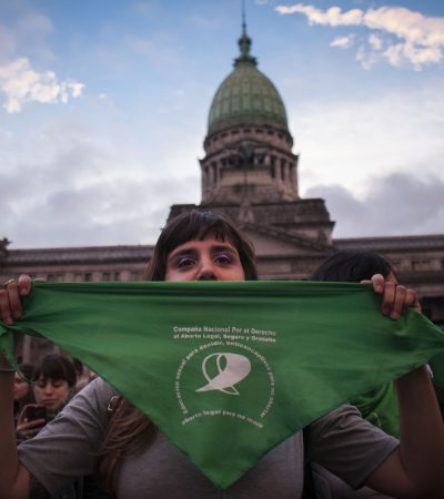 Congreso dio media sanción a la despenalización del aborto