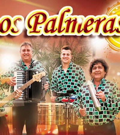 Los Palmeras, Banda XXI, Food Trucks y carrozas para festejos de Cutral Co
