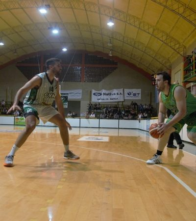 Pérfora recibe a Ferro de Madryn