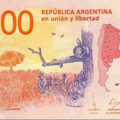 Alertan por billetes de $1000 falsos