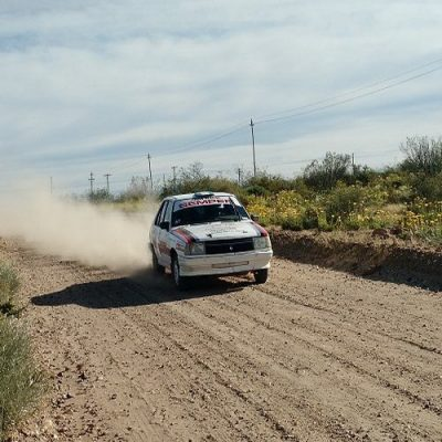 El Rally Neuquino arranca con 46 autos