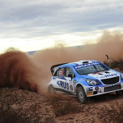 El Rally Argentino no se correrá en Cutral Co