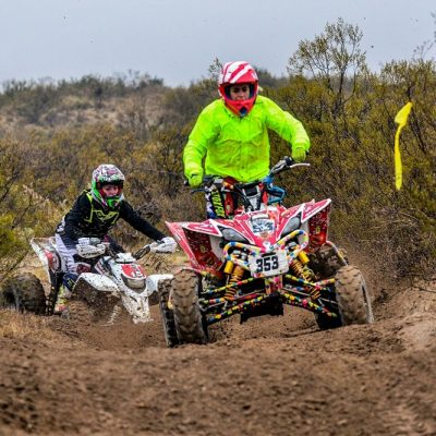 Presencia local en la fecha de Enduro